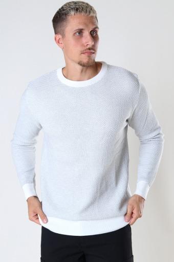 Jameson Cotton knit Off White