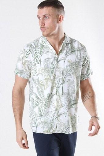 Noah Bowling Overhemd S/S Noah AOP