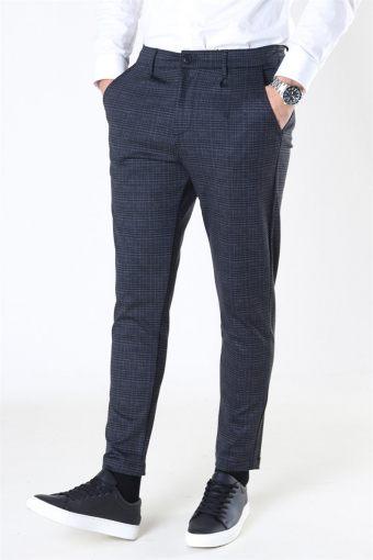 Club TextKloke Pants Black/Grey