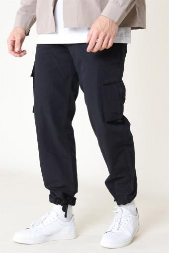 Combat Cargo Pants Black