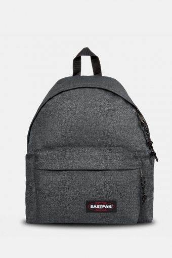 Padded Pak'r Rugzak Black Denim