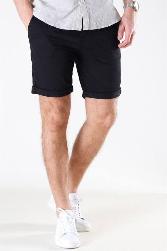 Bowie Shorts Solid Black