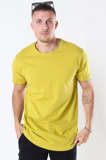 Klokban Classics TB638 T-shirt Lemon Mustard
