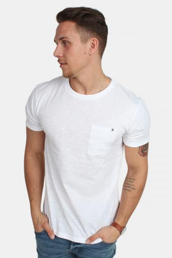 Clean Cut Kolding T-shirt White