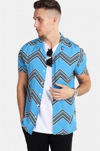 Jonathan Overhemd Trend Swedish Blue