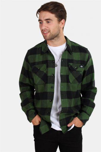 Sacramento Overhemd Pine Green