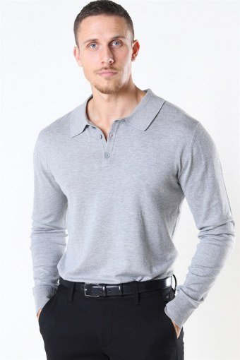 Acheletta Polo Breien Light Grey Mix