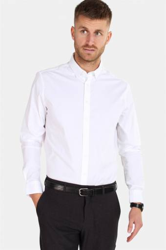Tyler Overhemd White