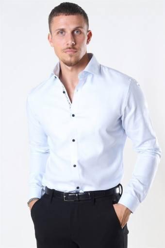 Viggo Dobby Overhemd White