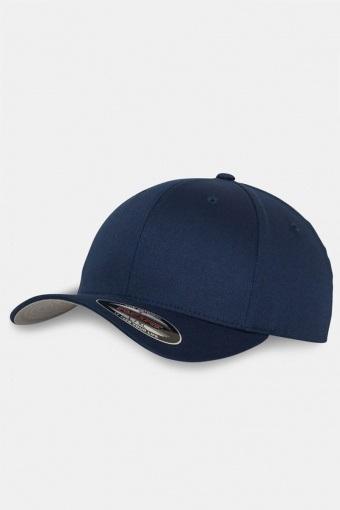 Flexfit Wooly Combed Original Cap Navy