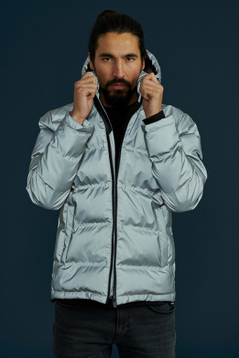Birk Jacket Silver