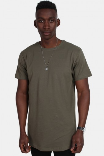 Klokban Classics Tb638 T-shirt Olive