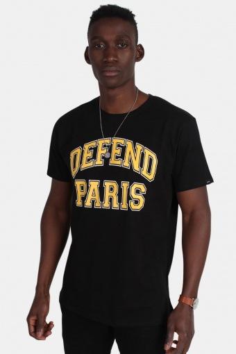 92 Tees T-shirt Black