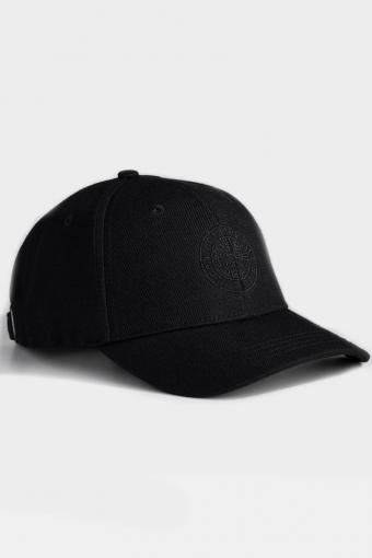 Vegvisir Cap Black/Black