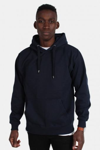 Hooded Sweat Blue Navy