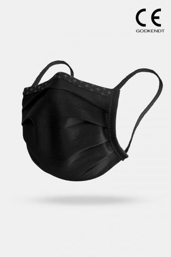 ISchoen Vital Supreme Line Face Cover Black