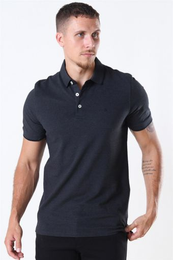 Paulos Polo SS Dark Grey Melange