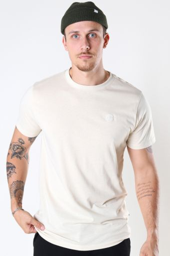 Timmi Organic/Recycled tee Off White