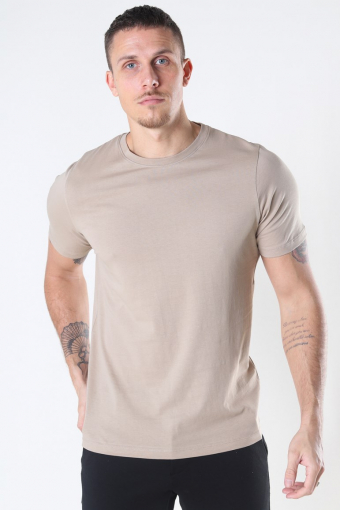 Organic Basic Tee SS O-Neck Crockery