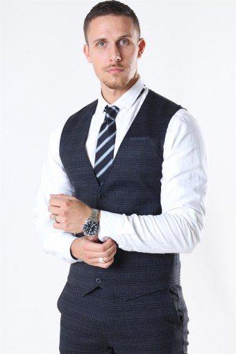 Coolidge Vest Check