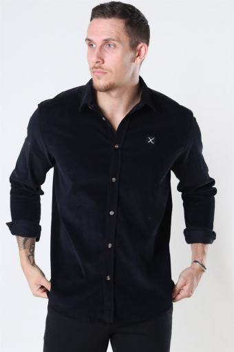 Clean Cut CordKlokoy Shirt LS Black