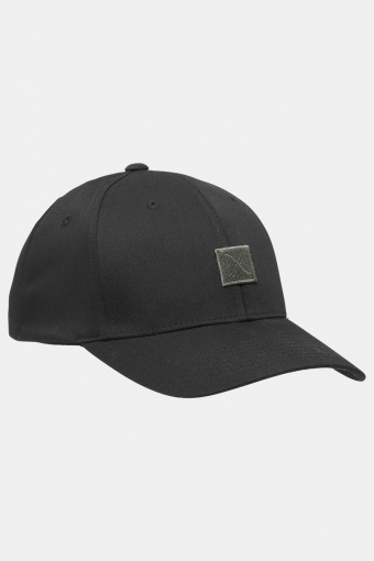 Logo Cap Black / Army