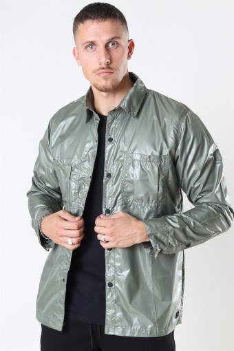 Parachute Overshirt Gravity Grey