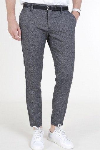 Mark Pants Melange Noos Medium Grey