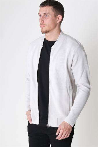 Jack & Jones Gerad Sweat Zip Crew Neck Wind Chime