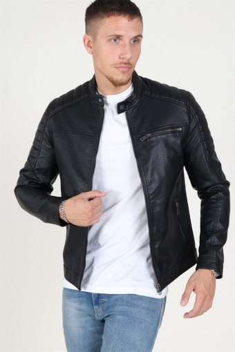 Jack & Jones Rocky Jas Black