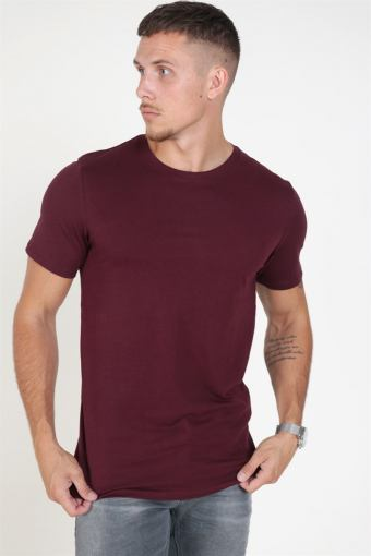 Organic Basic Tee SS O-Neck Noos Port Royal