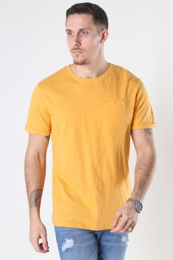 Kolding Organic Tee S/S Pale Orange