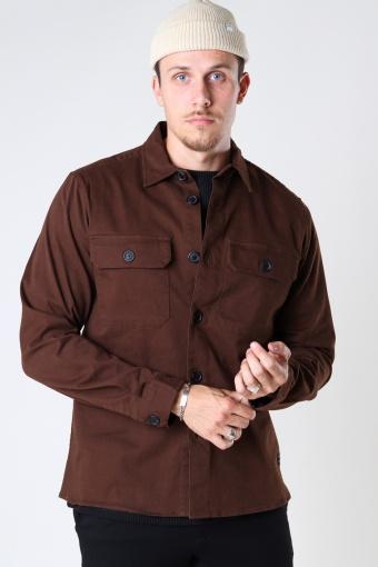 Topper LS Shirt Desert Palm