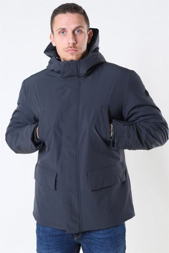 Mads Technical Warm Parka Jas Grey