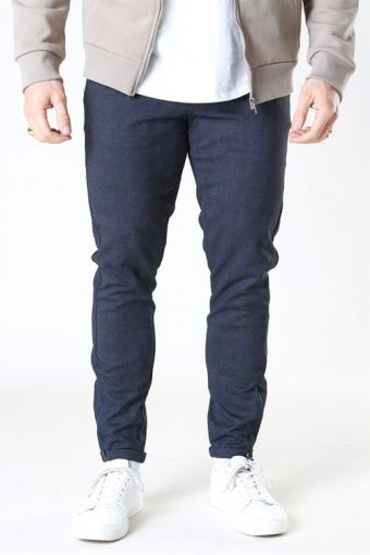 Pisa Quad Pant Blue Check
