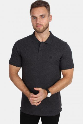 Haro Polo Dark Grey Melange