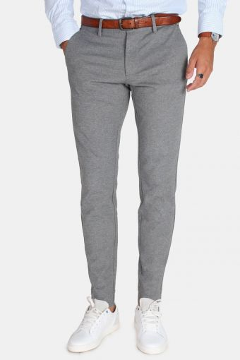 Mark Pants Medium Grey Melange