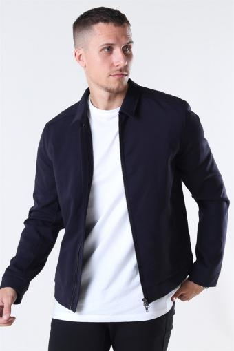 Tailored & Originals Frederic Zip Jas Insignia Blue