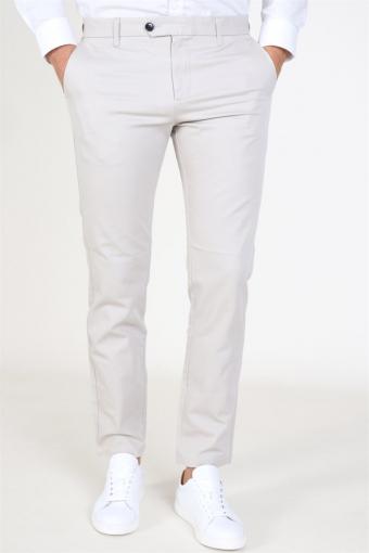 Slim Carlo Pants B Noos Silver Lining