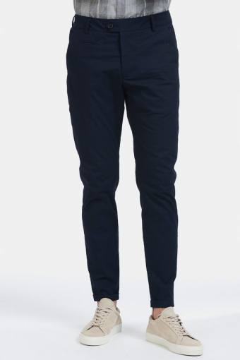 Lugano Suit Pants Navy/Black