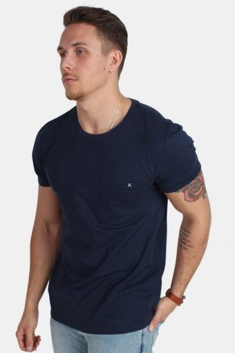 Clean Cut Kolding T-shirt Navy