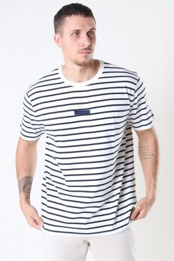 Menak Stripe T-shirt Kit-Navy