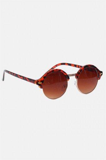 Fashion 1512 Brown Havana/Gold Zonnebril Brown Gradient