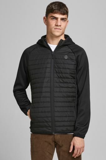 JJEMULTI QUILTED JACKET NOOS Black