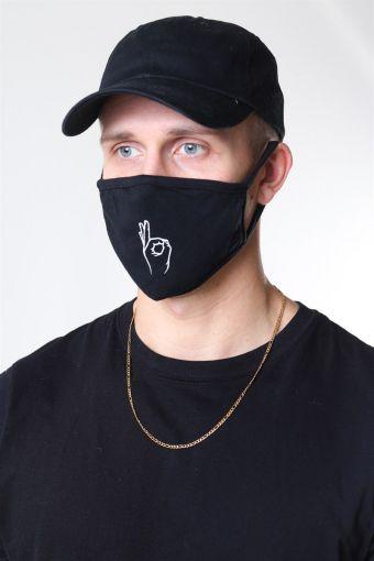 Easy Mondstuk Black
