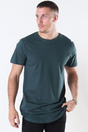 Klokban Classics TB638 T-shirt Bottle Green