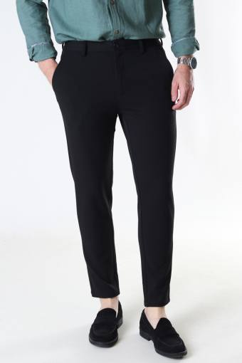 Milano Cole Stretch Nano Pants Black
