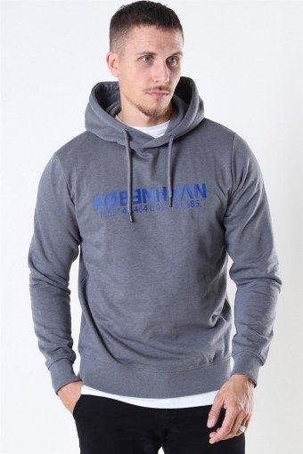 Maru Organic Hoodie Med Grey