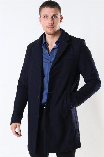 Tailored & Originals Sonny Plain Jas Insignia Blue