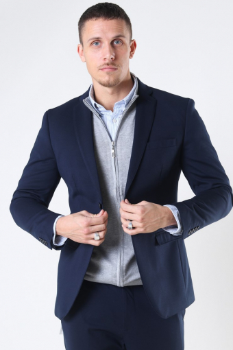 Slim Jim Flex Blazer Navy Blazer
